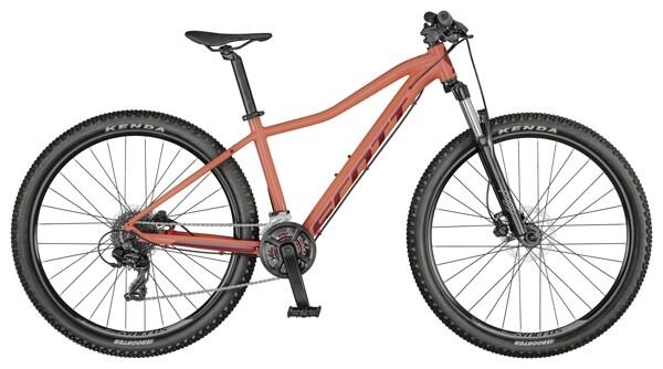 SCOTT - Contessa Active 50 Brick Red Bike