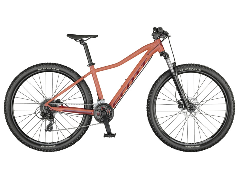 Scott Contessa Active 50 Brick Red Bike