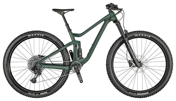 SCOTT - Contessa Genius 920 Bike