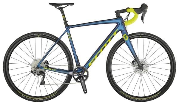 SCOTT - Addict CX RC Bike