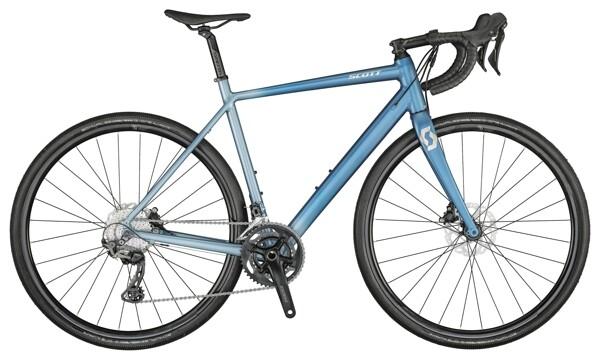 SCOTT - Speedster Gravel 20 Bike