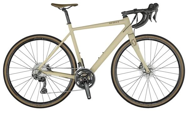 SCOTT - Speedster Gravel 10 Bike