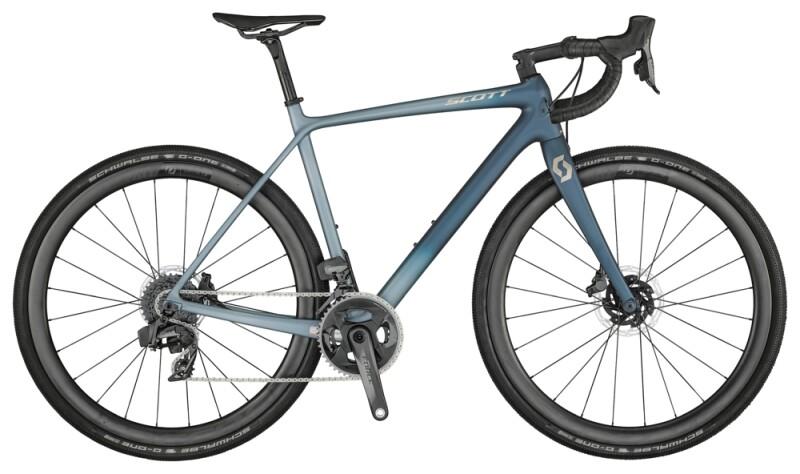 Scott Addict Gravel 10 Bike