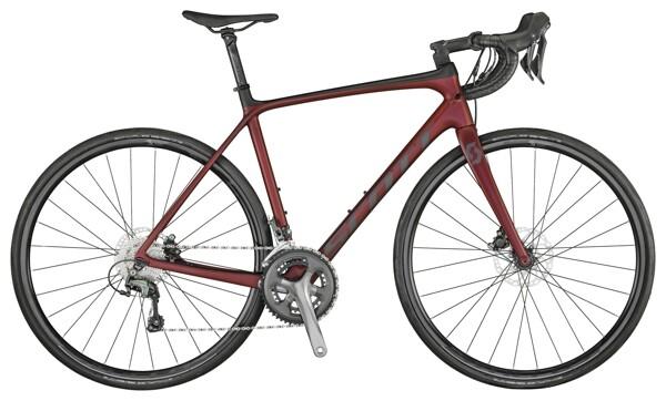 SCOTT - Addict 30 Disc Bike