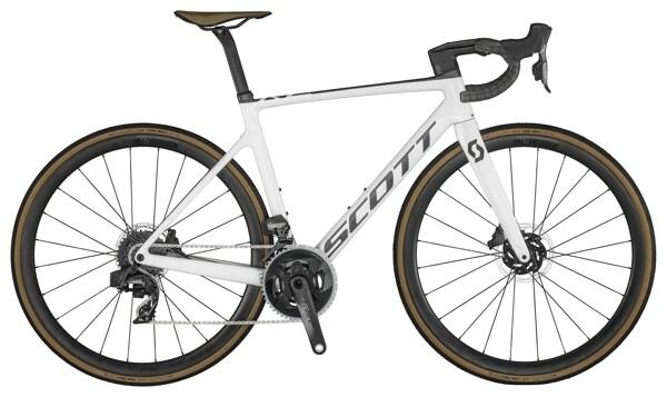 SCOTT - Addict RC 10 Bike Pearl White