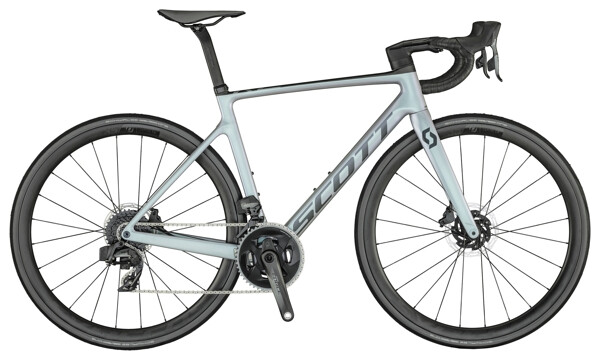 SCOTT - Addict RC 10 Bike pr.grey grn