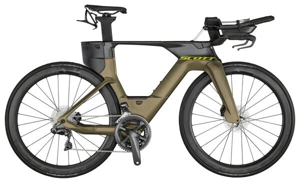 SCOTT - Plasma RC Bike