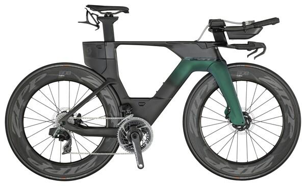 SCOTT - Plasma Premium Bike