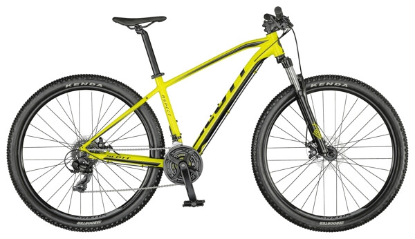 SCOTT - Aspect 770 Bike yellow