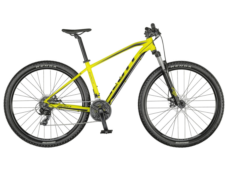 Scott Aspect 770 Bike yellow
