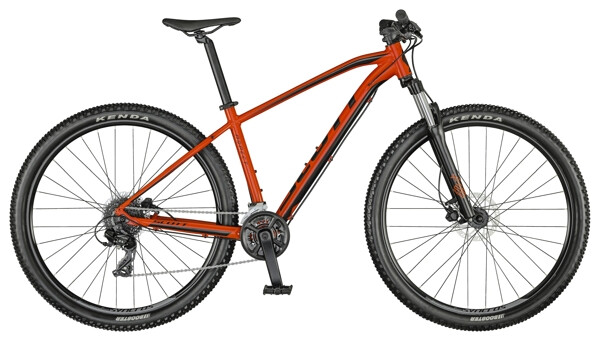 SCOTT - Aspect 760 Bike red
