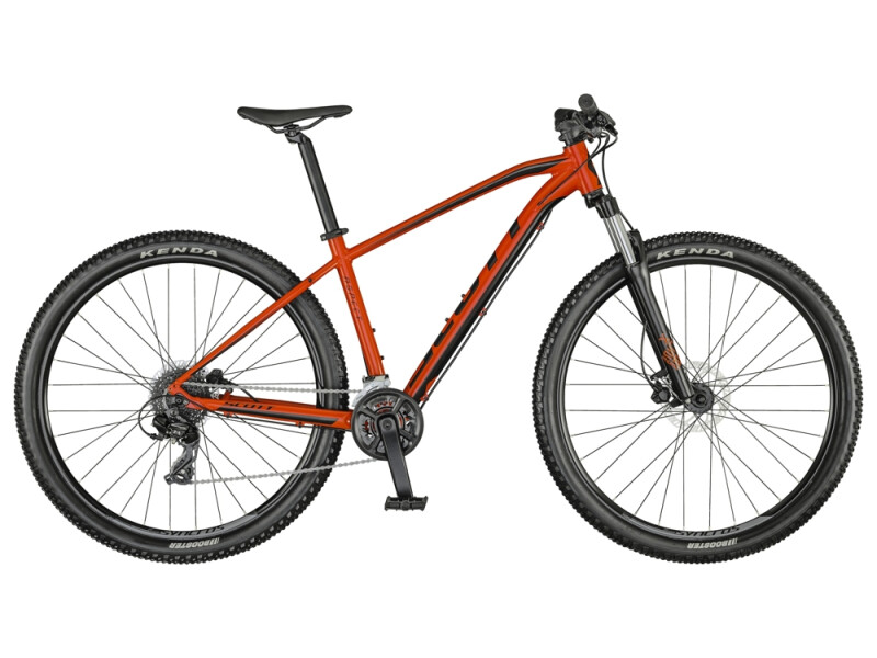 Scott Aspect 760 Bike red