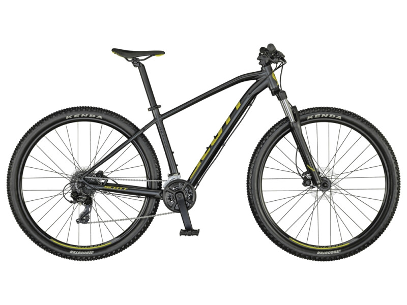 Scott Aspect 760 Bike dark grey