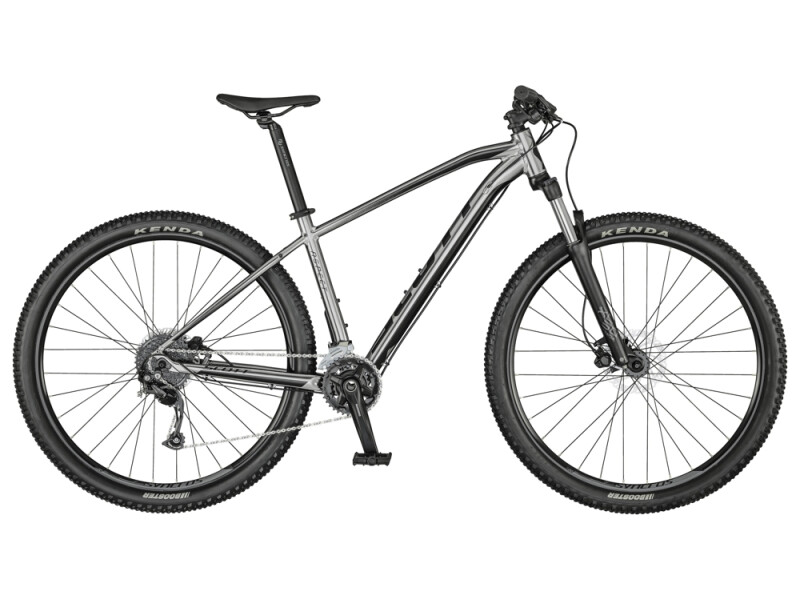 Scott Aspect 750 Bike slate grey
