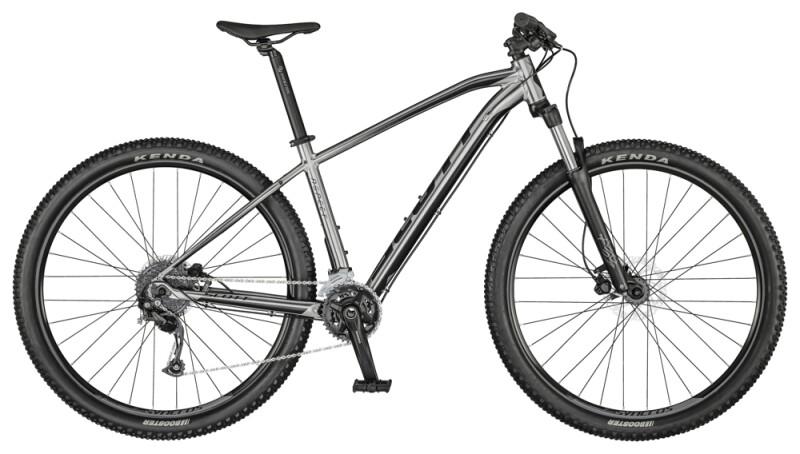 Scott Aspect 750 Bike slate grey