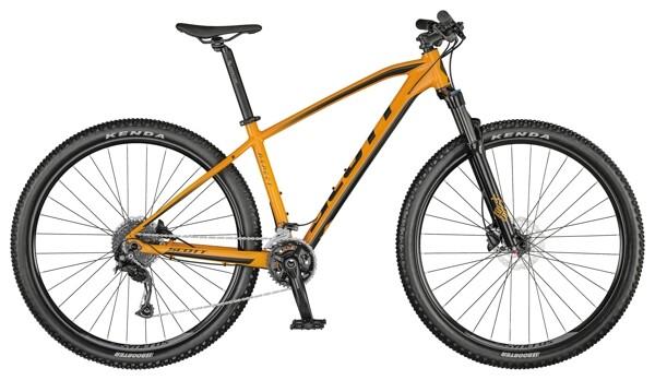 SCOTT - Aspect 740 Bike orange