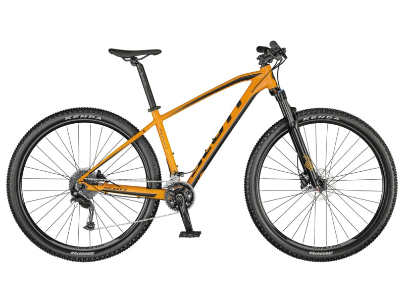 Scott Aspect 740 Bike orange