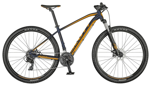 SCOTT - Aspect 970 Bike stellar blue