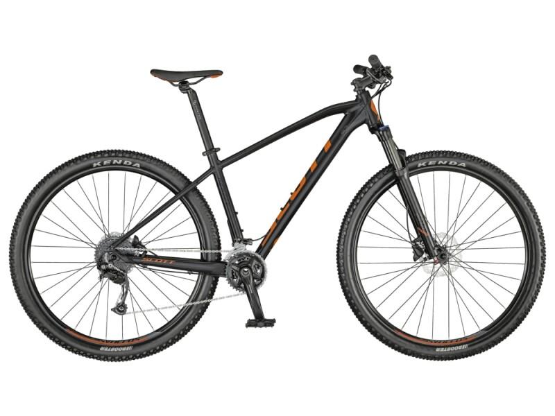 Scott Aspect 940 Bike Granite