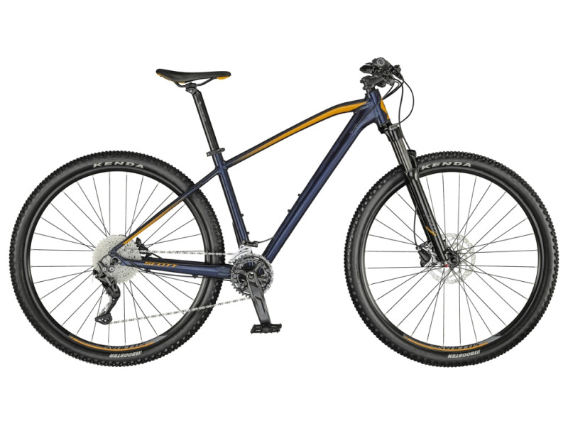 Scott Aspect 930 Bike stellar blue