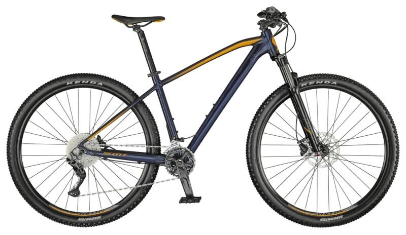 Scott Aspect 930 Bike stellar blue
