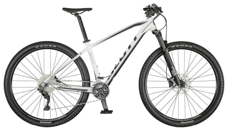 Scott Aspect 930 Bike pearl white (KH)