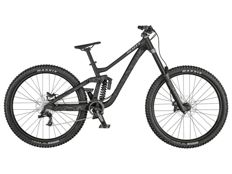 Scott Gambler 930 Bike