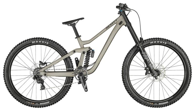 Scott Gambler 920 Bike