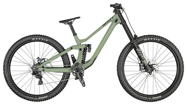 SCOTT - Gambler 910 Bike