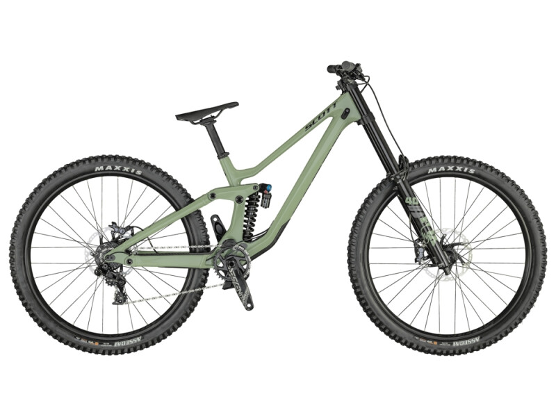 Scott Gambler 910 Bike
