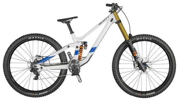 SCOTT - Gambler 900 Tuned Bike