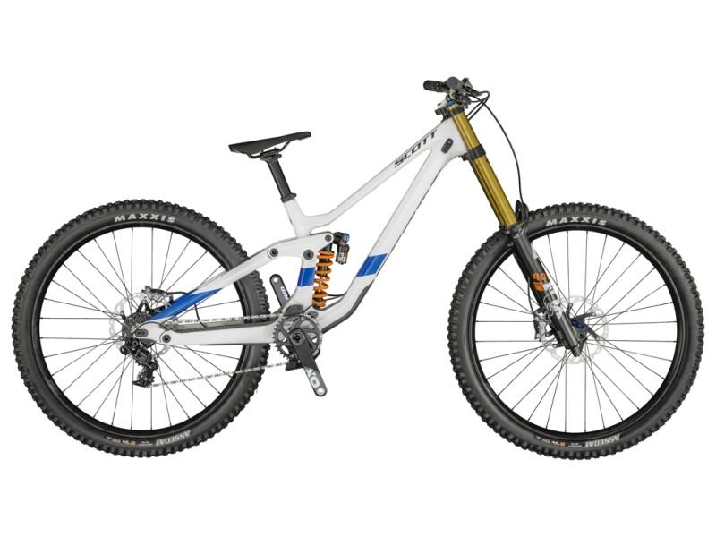 Scott Gambler 900 Tuned Bike