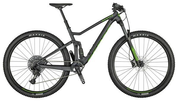 SCOTT - Spark 970 Bike granite black