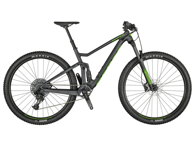 Scott Spark 970 Bike granite black
