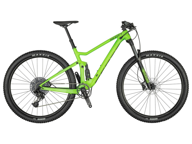 Scott Spark 970 Bike smith green