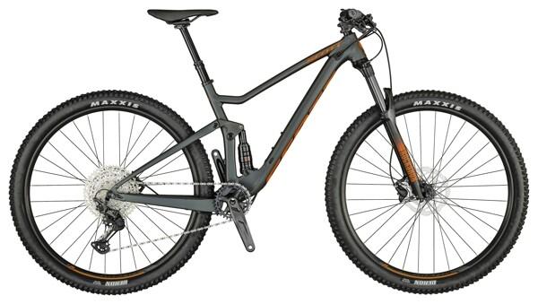 SCOTT - Spark 960 Bike dark grey