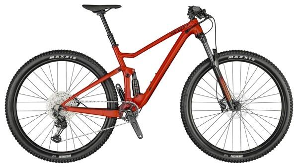 SCOTT - Spark 960 Bike red