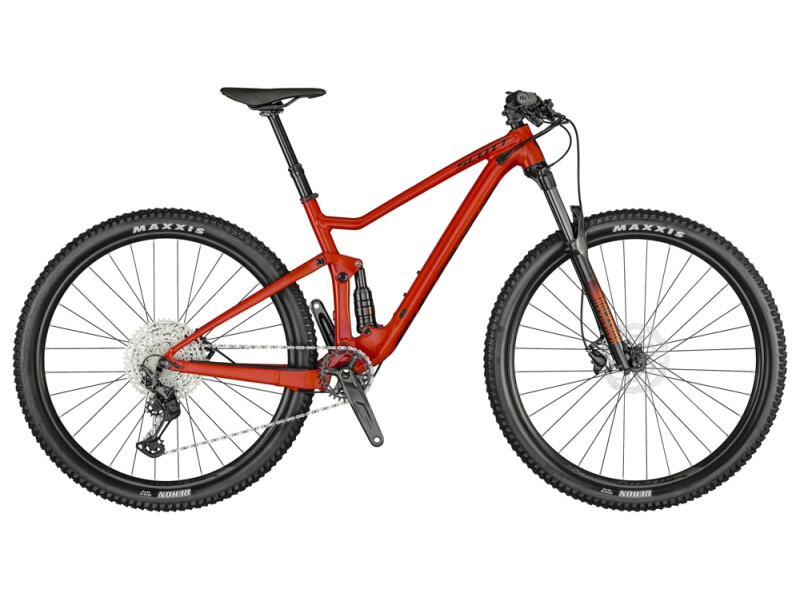 Scott Spark 960 Bike red