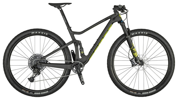 SCOTT - Spark RC 900 Comp Bike dark grey