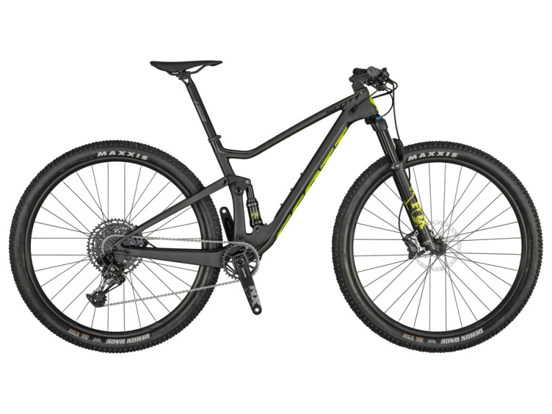 Scott Spark RC 900 Comp Bike dark grey