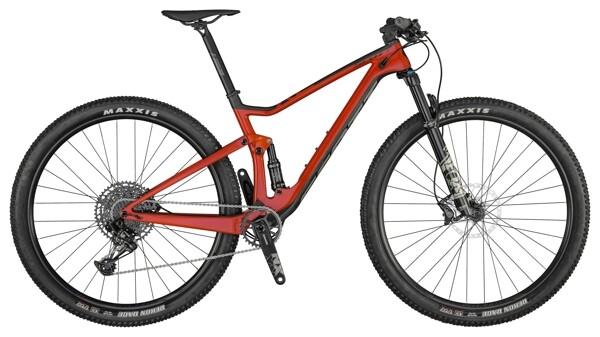 SCOTT - Spark RC 900 Comp Bike red