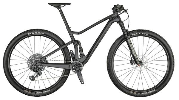 SCOTT - Spark RC 900 Team Issue AXS crb Bike
