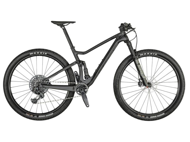 Scott Spark RC 900 Team Issue AXS crb Bike