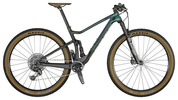 SCOTT - Spark RC 900 Team Issue AXS Bike prz