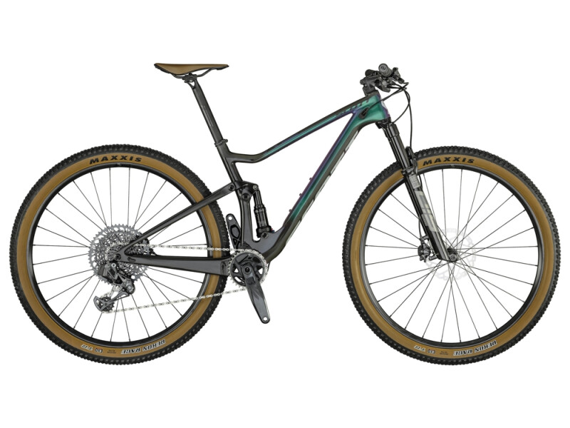Scott Spark RC 900 Team Issue AXS Bike prz