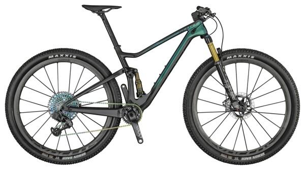 SCOTT - Spark RC 900 SL AXS Bike