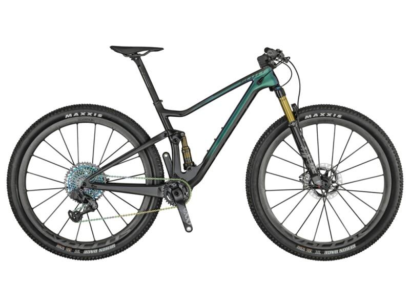 Scott Spark RC 900 SL AXS Bike