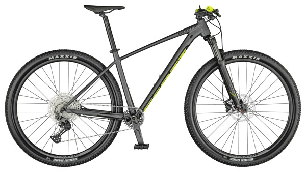 SCOTT - Scale 980 Bike dark grey