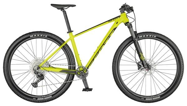 SCOTT - Scale 980 Bike yellow