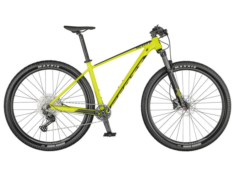 Scott Scale 980 Bike yellow